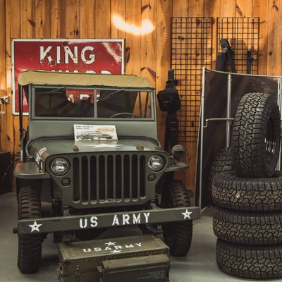 Awesome PreOwned Jeep Store