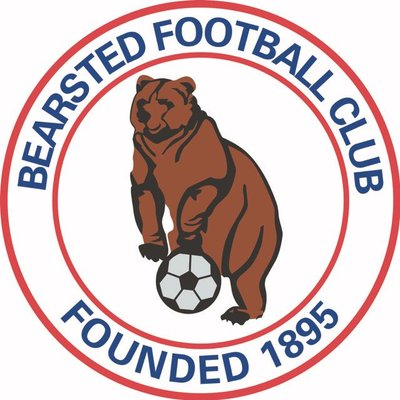 Image result for bearsted fc badge