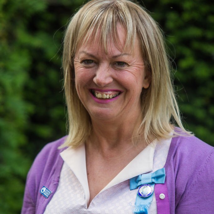 Tracey Cooper MBE PhD FRCM