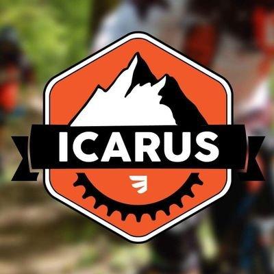 Icarus Nation Long Sleeve Downhill Mountain Bike Jersey