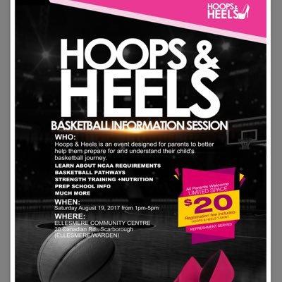 Hoops and Heels