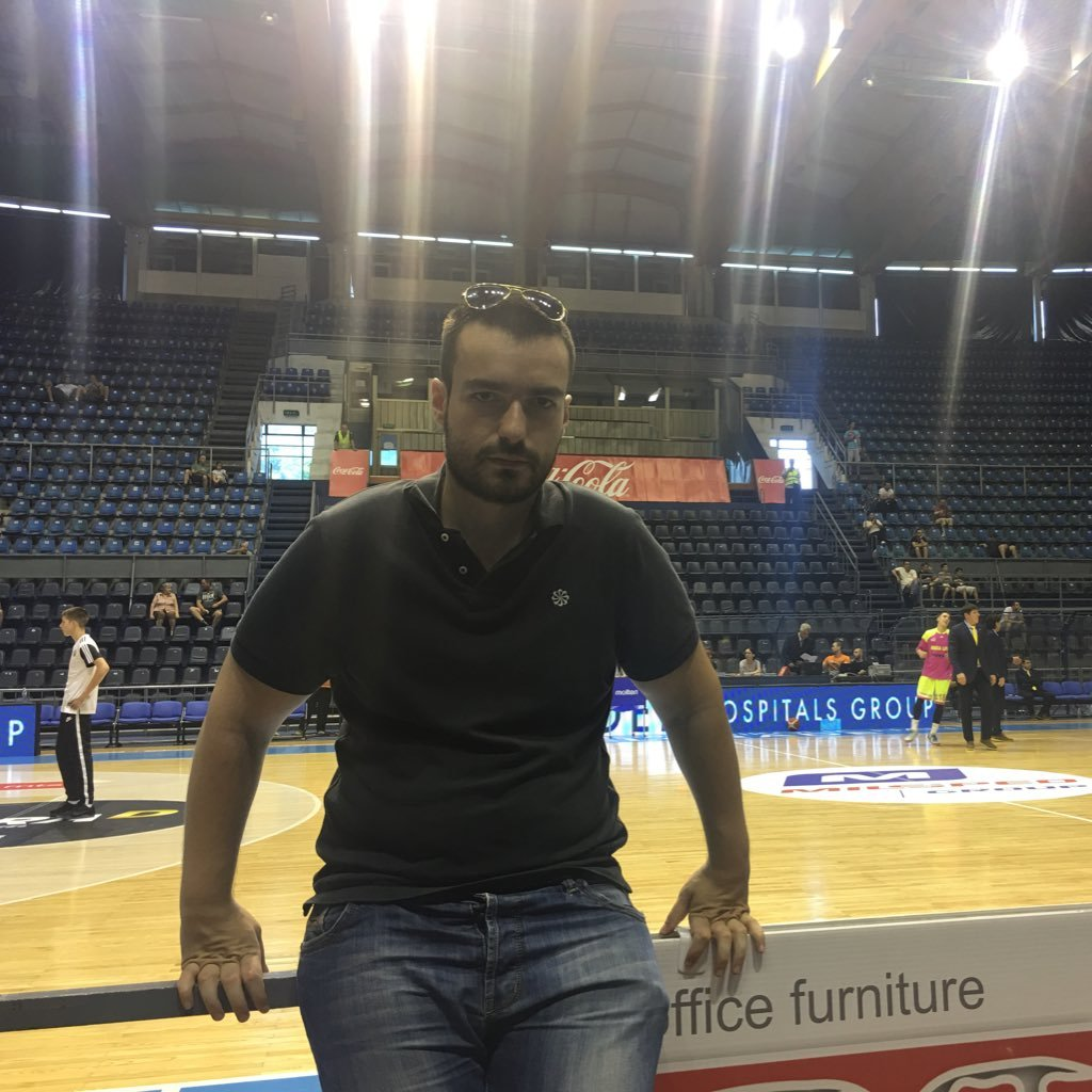 Stefanos Marolachakis