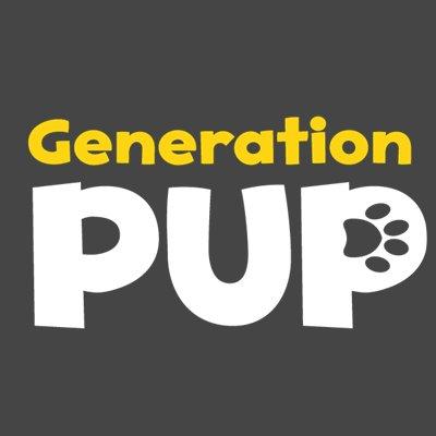 Generation Pup logo