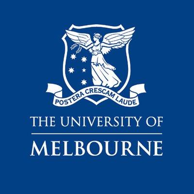 Univ. Melbourne logo