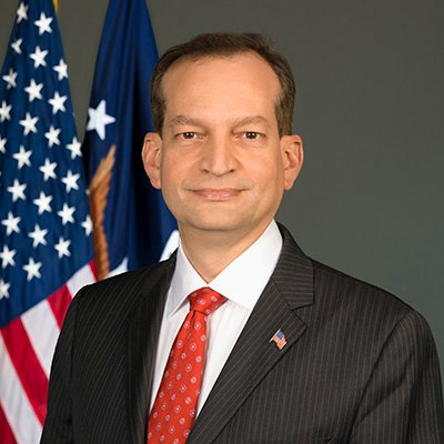 Secretary Acosta