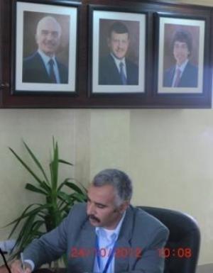 عيسى محارب العجارمه / كاتب أردني مستقل
