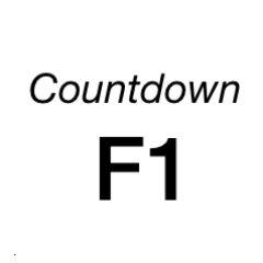 Countdown F1