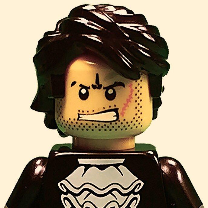 Lego Poldark