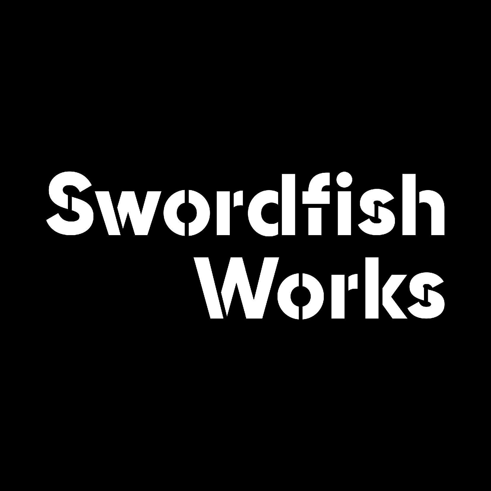 Swordfish Works on Twitter: