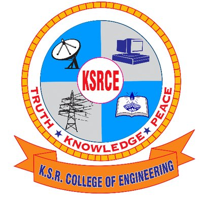 K S R College of Engineering on Twitter: