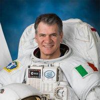 Paolo Nespoli twitter profile
