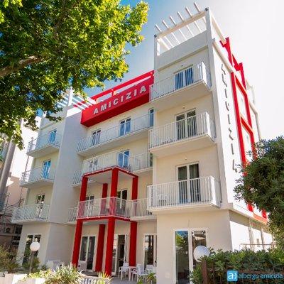 Hotel Amicizia A Rimini