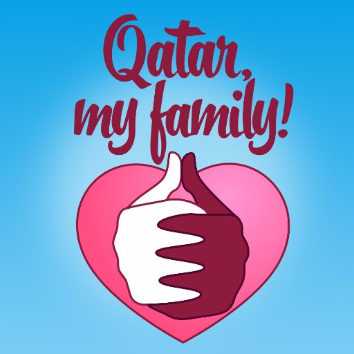 Qatar my family