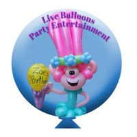Live Balloons Party