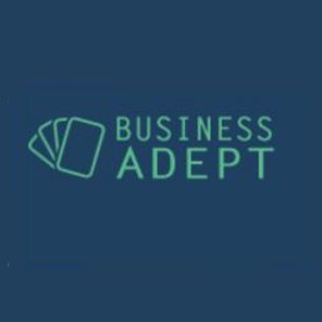 Business Adept Cards