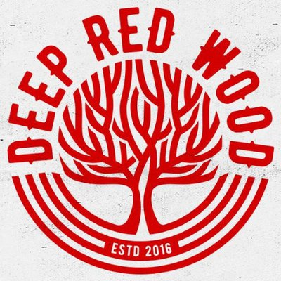 Deep Red Wood