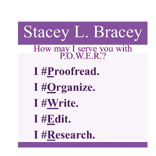 Ms. Stacey L. Bracey