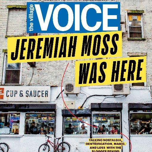 Jeremiah Moss
