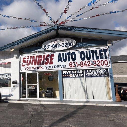 Sunrise Auto Outlet >> Sunrise Auto Outlet Sunriseautoout Twitter