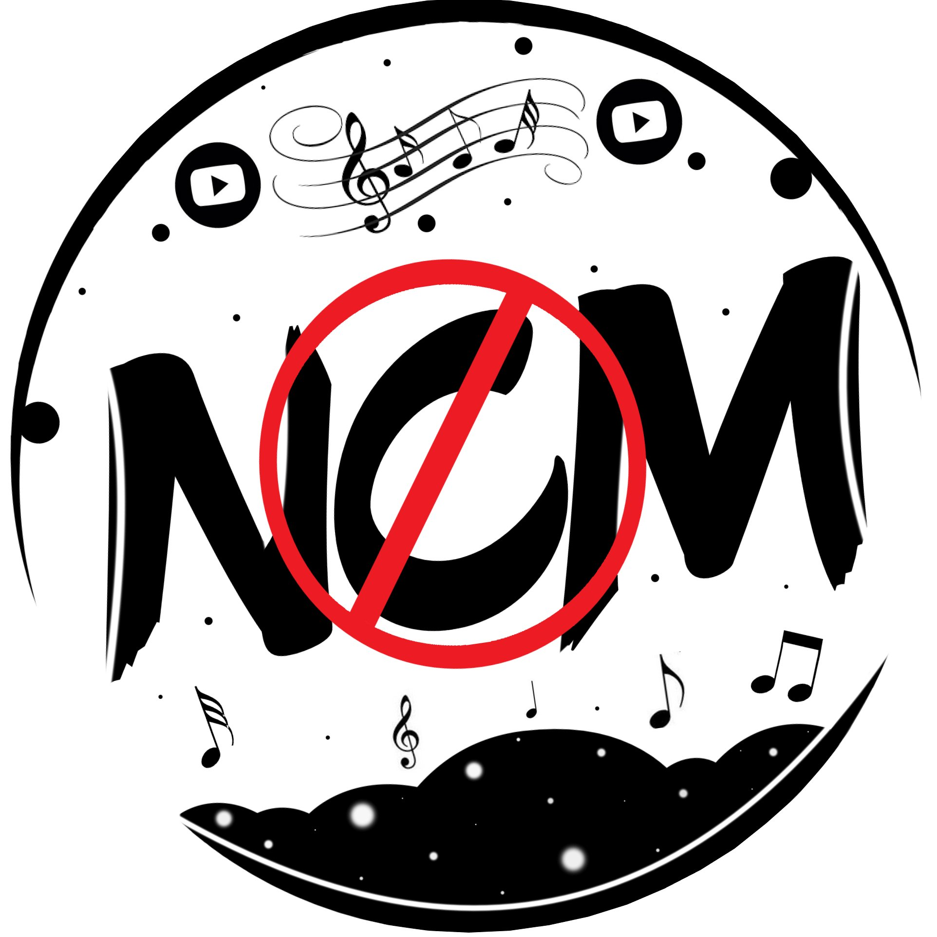 No Copyright Music on Twitter:
