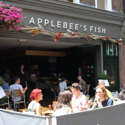 Applebee 39 s fish applebeesfish twitter for Applebee s fish and chips