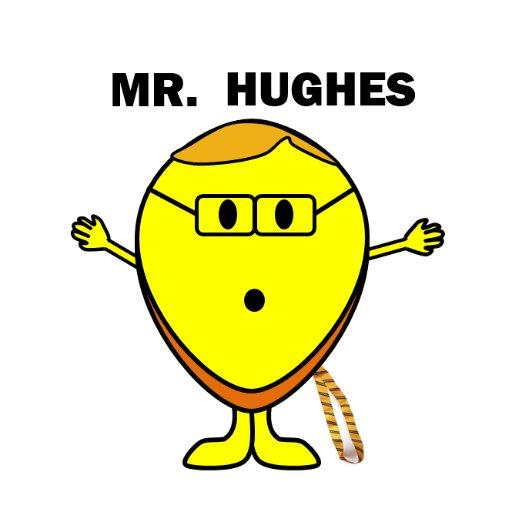 Mr Hughes @ Sandbach High (@HughesMaths )