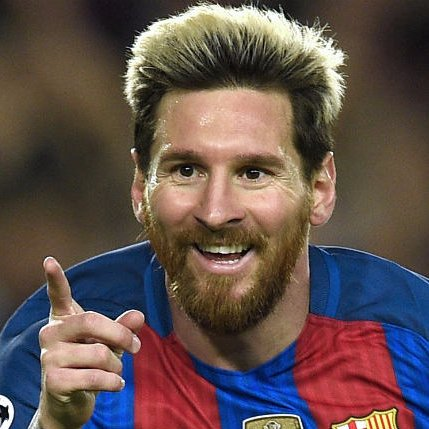 Messi Corner