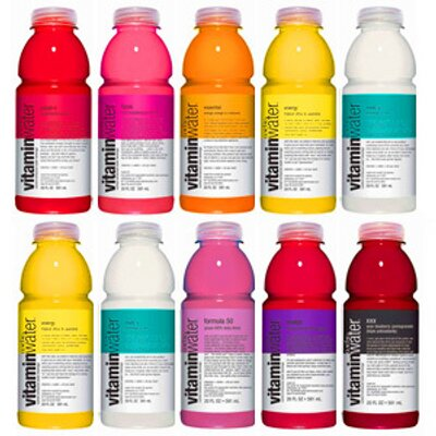 Vitamin Water Hydrationnation Twitter