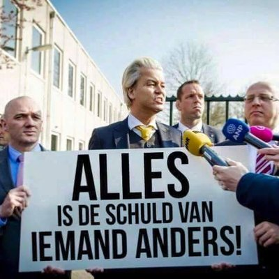 Ex PVV'er on Twitter
