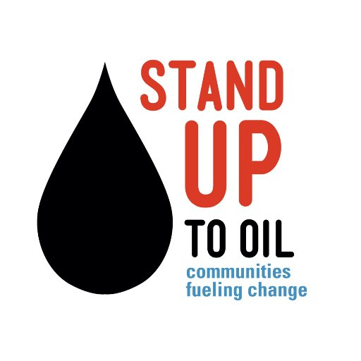 Stand Up To Oil (@StandUpToOil )