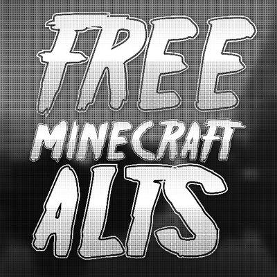 Free Minecraft Alts (@DailyAltLists) | Twitter