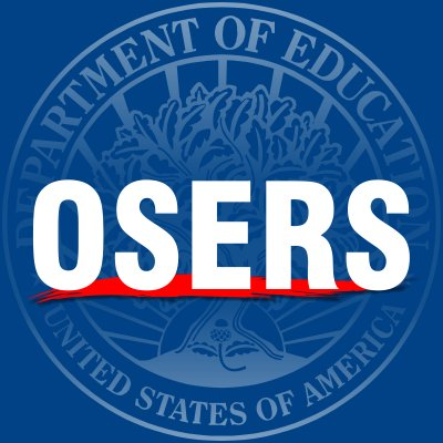 News and information from the Office of Special Education and Rehabilitative Services, U.S. Department of Education.