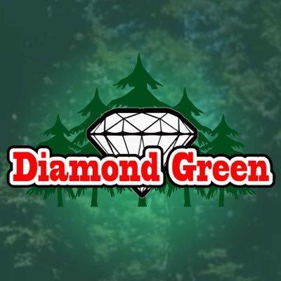 Diamond Green Tacoma