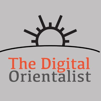 Digital Orientalist on Twitter: