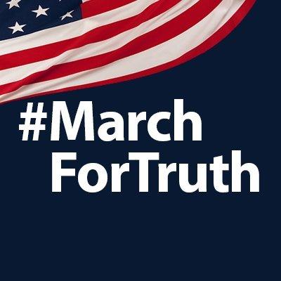 #MarchForTruth