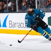 Brent Burns | Social Profile