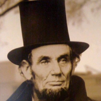 Abraham lincoln pictures with top hat