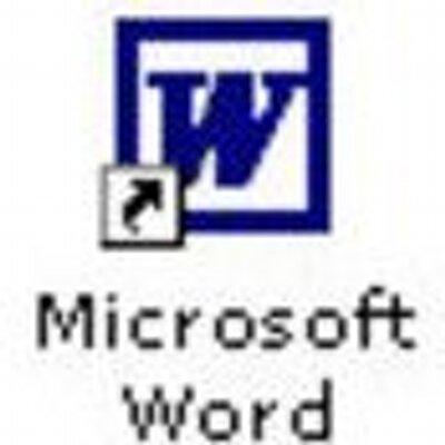 Microsoft Word MSWord – Microsoft Word