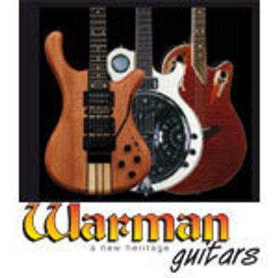 Warman Guitars on Twitter: