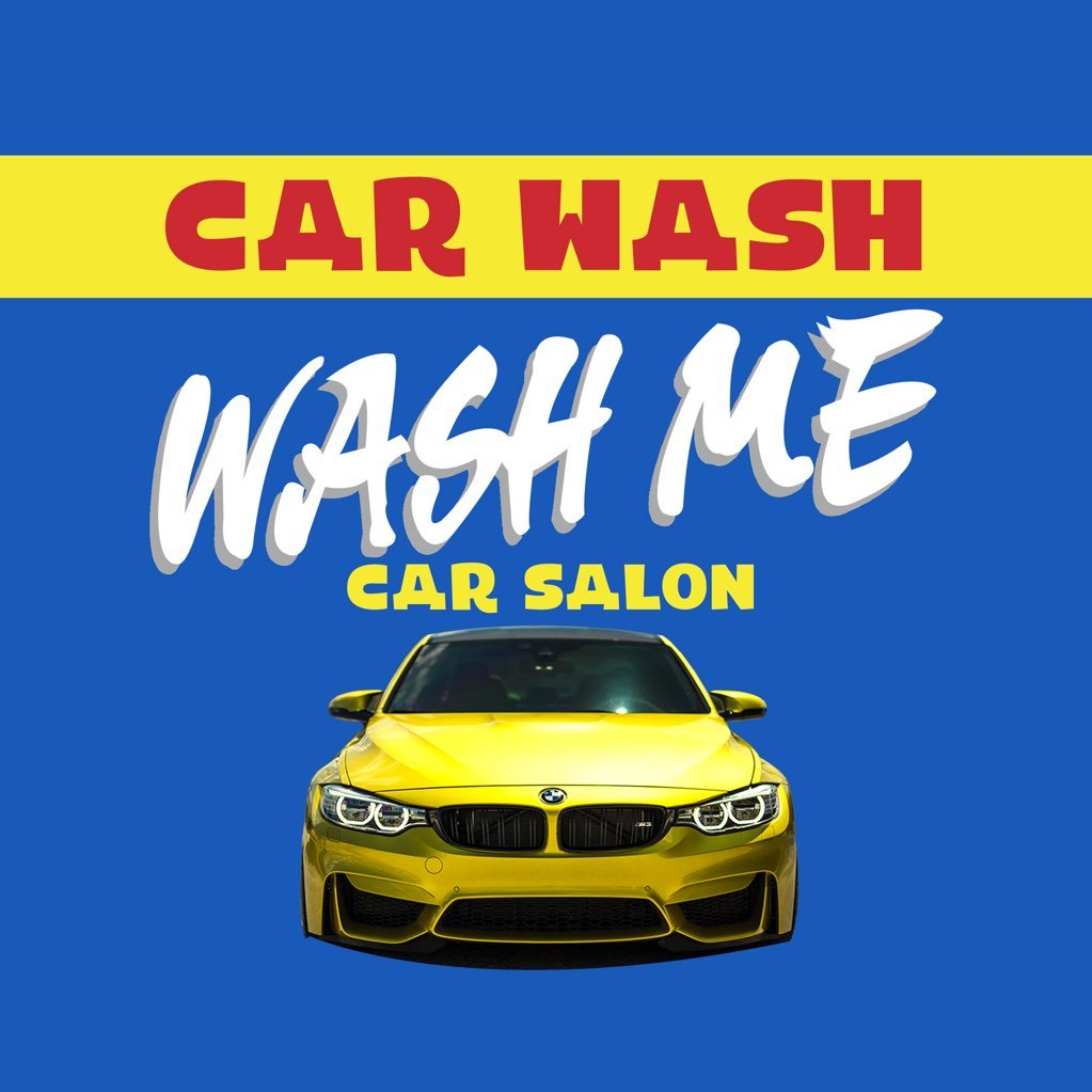 Wash Me Car Salon Washmecarsalon Twitter