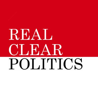 RealClearPolitics (@RealClearNews) Twitter profile photo
