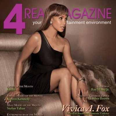 4Real Magazine | Social Profile