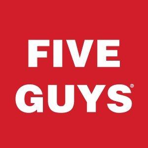 @FiveGuysBE