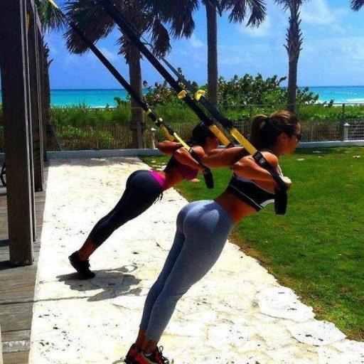 Fitness Retweets