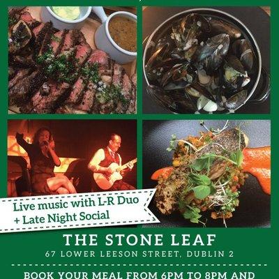 The Stone Leaf Thestoneleaf