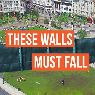 These Walls Must Fall (@wallsmustfall) Twitter profile photo