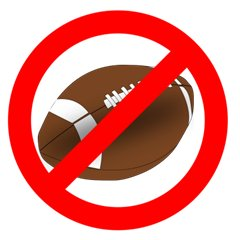 Image result for no more football