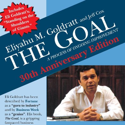 "Book Summary ""The Goal"" Processes and Operations"