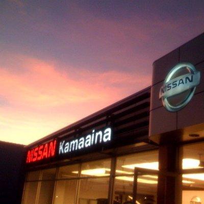 Kama'aina Nissan (@kamaainanissan)   Twitter