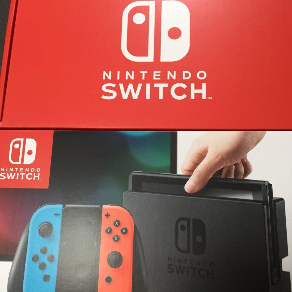 入荷 スイッチ 【switch在庫】ニンテンドースイッチ本体の在庫&予約情報